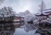 杭州西湖冬季雪景赏析,为没看过西湖的朋友提供