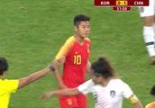 梅州四国赛出现1幕大规模冲突:中国女足10号为王霜怒推韩国球员