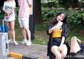 北京电影学院又一年开学季,帅哥,美女追逐自己的明星梦