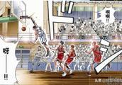 灌篮高手十大王牌球员排行榜,流川枫仅排第七,藤真领衔第二梯队