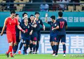 卡纳瓦罗一战创造3大耻辱!中国队时隔6年再输泰国,还要转正吗?