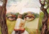 4张让眼睛瞬间上当的错觉图:图一超神奇,图二是来搞笑的?
