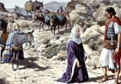 圣经揭秘 撒母耳记上 撒母耳去世 大卫和亚比该