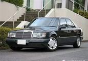 奔驰W124的各种版本中,还是瓦罐最美!