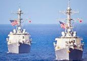 严重挑衅!美军舰再次航经台湾海峡 疯狂叫嚣:完全合法 还将继续