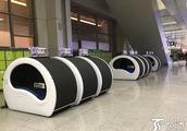 """乌鲁木齐机场多了50个""""休息盒子"""""""