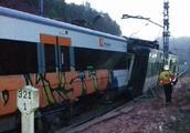 巴塞罗那山体滑坡导致火车事故 至少1人死亡,44人受伤