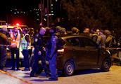 约旦河西岸枪击事件致7人受伤 其中1名孕妇伤势严重