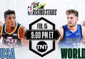 NBA全明星:新秀赛