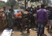 印度空军又出事了!双机空中相撞,现场惨烈多人死伤