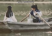 步步惊心丽:四王子和解树约会,故意晃船吓唬解树,两人太甜蜜了