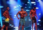178斤小伙子健身后不仅有好身材,还夺得健美比赛的冠军