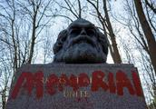 泼红漆、锤子砸、炸药炸!英国的马克思墓碑为何一直被破坏?