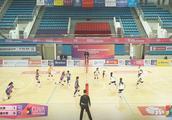 CUVA北方赛区女子组兰州大学3-0北京交通大学精彩集锦