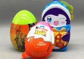 开心宝贝奇趣蛋 健达kinder玩具蛋 疯狂动物城惊喜蛋