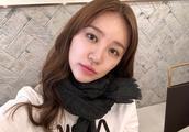 消失3年回归,34岁尹恩惠变苦瓜脸,网友疑问:丰唇了吗?