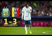阿根廷惨败媒体痛批一人!全队都在融入梅西节奏!只有他不肯!