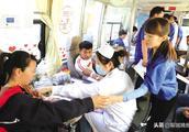 山东鑫华特钢:每年都要组织团体无偿献血活动
