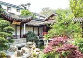 精美别致的江南私家园林,这四个景观元素不可或缺