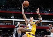 NBA比赛28日汇总:湖人负国王,开拓者胜勇士,火箭克绿军