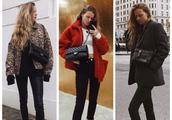 冬款女装怎么搭配 女达人亲授时髦穿衣法