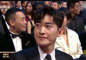 百花奖最佳男配角得主杜江,获奖感言铿锵有力,深情献爱霍思燕!