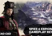 《全面战争:三国》还要会玩间谍战?另类水墨画也出奇好看