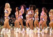 NBA拉拉队禁止穿内裤,因为有一个不成文的规定,理由简单粗暴
