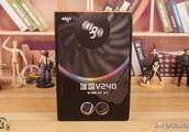 不用RGB编程主板,一样可以很酷炫,爱国者冰塔V240水冷