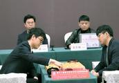 高清-春兰杯八强战柯洁大战金志锡 谢科对阵朴廷桓