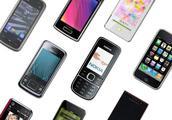 手机 十年对比挑战 上演回忆杀,来看看你都用过哪些