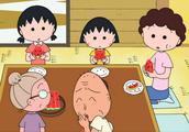 樱桃小丸子:小丸子家有多穷?奶奶还会吃发霉的食物!
