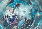 忍者神龟2:施莱德被外星人欺骗,并且把他当做玩具冰封起来了