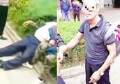 老人要求站外下车遭拒 当即与驾驶员起争执 竟一拳将司机打晕在地