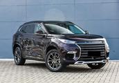 又一国产高端SUV,轴距2米8,前脸超霸气,WEY和领克对手来了