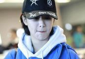 粉丝机场接机,杨紫8字回应,不小心暴露了她不为人知的一面
