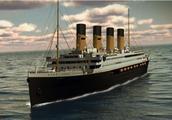 泰坦尼克号在沉没70多年后被发现,船体严重生锈,衣物是灾难见证