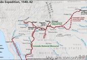 地理大发现第75篇:科罗纳多寻找黄金城-发现科罗拉多河和大峡谷