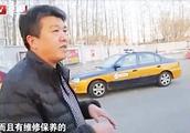 北京出租车司机,评价未来行业前景,直言:不会被排挤掉