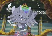 神奇宝贝:体重最重的四只钢系神奇宝贝,最后一只居然能飞!