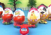 乐迪拆大公鸡奇趣蛋 健达玩具蛋