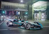 Formula E电动方程式现场直击:日产车队发生碰撞无奈退赛