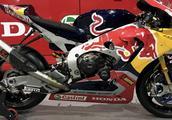一周摩托新闻精选:车队破产CBR1000RR拍卖、本田自动转向黑科技