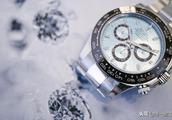 冰凉剔透的世界 劳力士冰蓝款迪通拿腕表品鉴