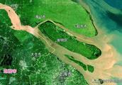 崇明岛从江苏划给上海,为何在岛上给南通留了两块飞地?