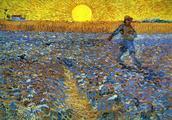 世界上最著名画家之一梵高作品欣赏 高清珍藏版