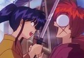 浪客剑心:明治时代的剑客浪漫!最强剑士与最强女汉子初次邂逅!