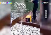 电鱼视频再曝光:三男两女肆虐湖面,如此行径遭千万网友谴责