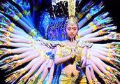 中国千手观音舞蹈,登上韩国综艺节目,韩国明星不停发出尖叫!