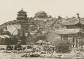 颐和园当年的真实照片,慈禧太后在颐和园的真实生活